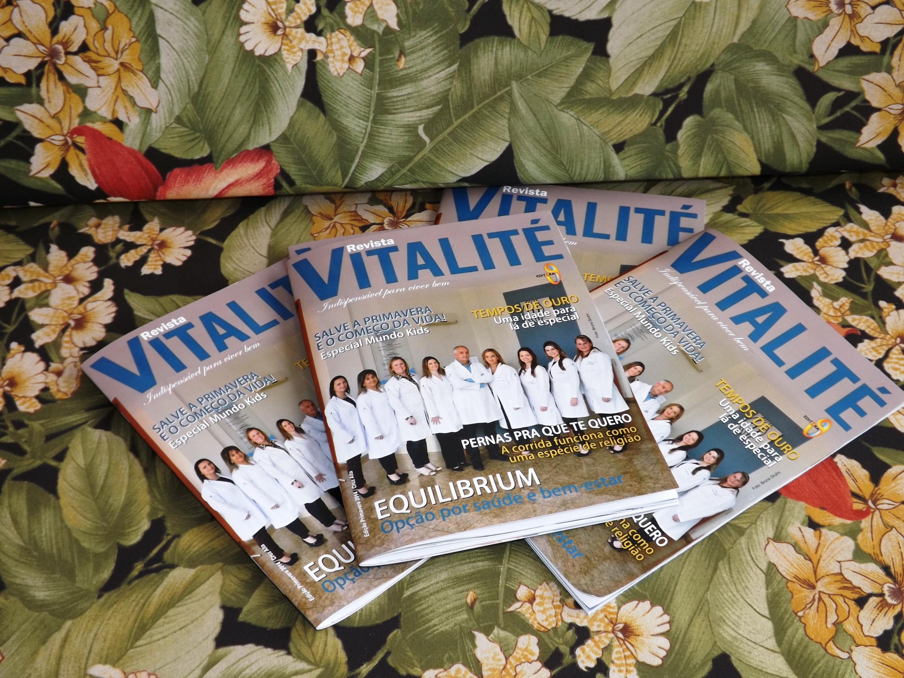 Revista Vitalité