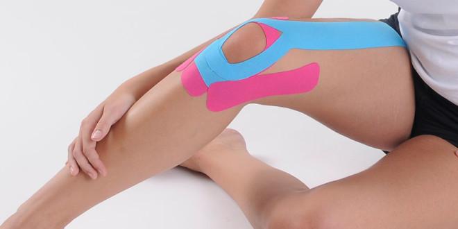 A bandagem que corrige movimentos e ajuda na cicatrização muscular