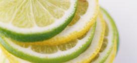 Suco de Limão Detox
