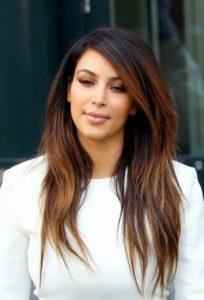 kim-kardashian-ombre-hair