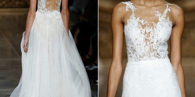 Moda noiva: a vez da transparência