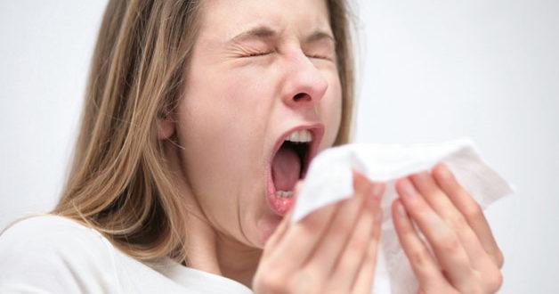 Previna-se das doenças sazonais de Primavera