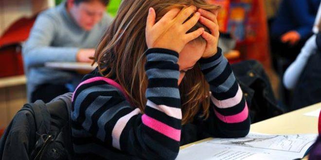 Saiba reconhecer os sintomas de stress infantil