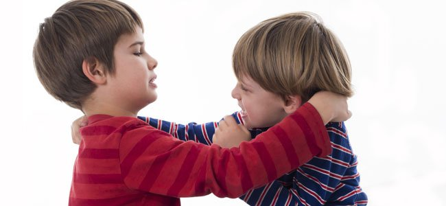 crianças-agressivas