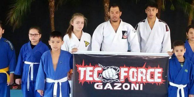 Centro de Treinamentos Tec Force Gazoni