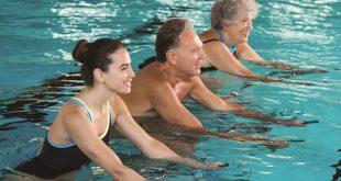 esporte e saúde na água